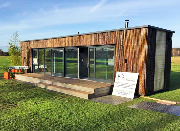 Image of Modified Shipping Container Home Built In Just Three Days